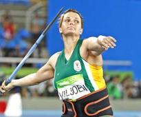 Olympic silver medalist, Sascoc in war of words