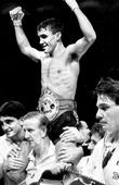 Johnny Lewis set to join greats in boxing Hall of Fame