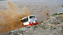 China's flooding leaves 170 dead