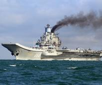 Admiral Kuznetsov: Long and Challenging Path of the Russian Navy Flagship