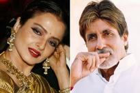 Amitabh, Rekha emerge as India's most searched classic actors