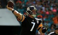 Roethlisberger knee surgery 'successful': NFL Steelers