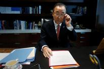 U.N. chief could win South Korean presidency, but contest would be bruising