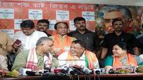 Inspired by Tripura win, Bengal BJP leadership to meet tomorrow to set Panchayat poll roadmap