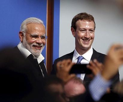 How Modi govt had once used Facebook, Google for digital push