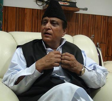 Azam Khan booked for sedition for comments against the army