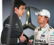 Wolff could let Hamilton, Rosberg fight it out