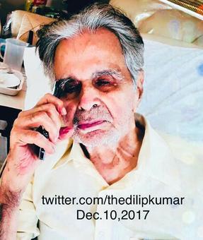 Dilip Kumar turns 95; Saira shares his plans