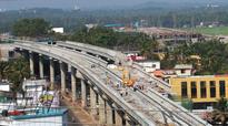 Kochi Metro civil works are right on track
