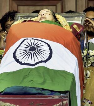 PHOTOS: Prez, PM, others pay tributes to Jayalalithaa