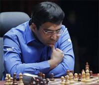 Viswanathan Anand draws with Fabiano Caruana in Zurich Challenge opener