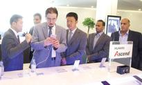 Labor minister and Huawei VP explore telecom training