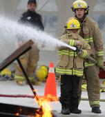 Kingston Fire and Rescue host open house