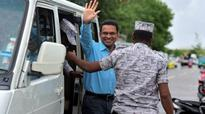 Another hearing in Nazim's appeal on Thur