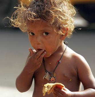 India's hunger problem worse than North Korea, Bangladesh
