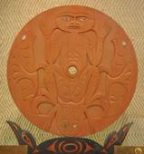 Valuable First Nations carving stolen from UVic