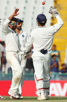 Top performer: Jadeja's golden arm working wonders