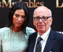 Murdoch was devastated by closeness of Wendy Deng and Tony Blair
