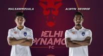 Alwyn George and Malsawmzuala join Delhi Dynamos