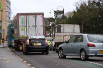 Boris plans logistics hubs to curb goods vehicles in London