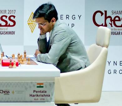 Sports Shorts: Harikrishna holds Adams in Geneva FIDE GP
