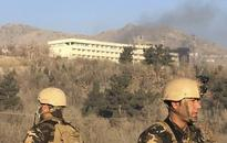 5 killed in Kabul hotel attack