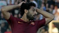 Salah injury blow for Roma and Egypt