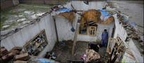 Windstorm disturbs life in Thatta