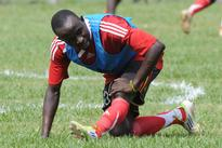 Hamis Kiiza close to choosing promoted Proline