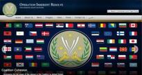 US military removes Tricolour from anti-Isis website