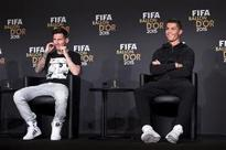 Ronaldo, Messi go head-to-head for Ballon d'Or again