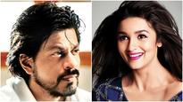 Like us, Alia Bhatt too was smitten by the magic of Shah Rukh Khan!