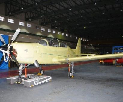 Desi trainer aircraft poised for first flight on Tuesday