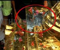 Sabarimala: Police say pouring mercury a ritual in Andhra
