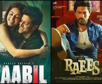 KAABIL Hrithik Roshan and RAEES Shah Rukh Khan, all set to succeed! - News