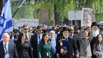 Thousands pay homage to Holocaust victims in Auschwitz march