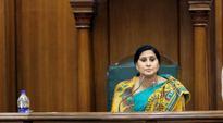 AAP leader and Delhi Assembly Dy Speaker Bandana Kumari quits