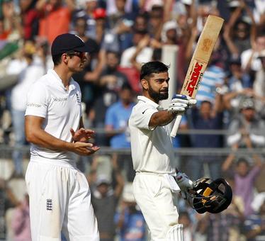 How 'ambitious' Kohli inspires Root