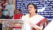 Rita Bahuguna Joshi deserts Congress to join BJP ahead of UP polls