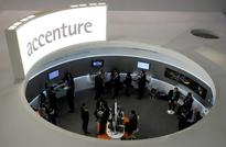 Accenture's full-year profit forecast disappoints, shares fall