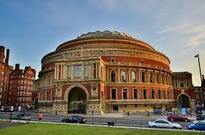 Enjoying world class concerts at Royal Albert Hall