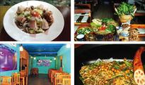 On the Northeastern food trail, in parts of New Delhi