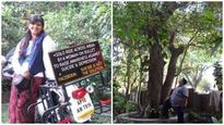 Top 5 stories from across India: From lady on mission reaching Kolkata to a 'talking tree' in Dahisar