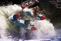 Top 7 places for white water rafting in India