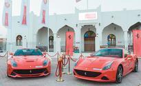 Ferrari Qatar offers exclusive test drives for car aficionados at Mawater Centre