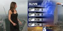 TV Female Meteorologist Asked to Cover up on Air
