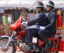 Delhi Fire Service shows ability to challenge any Emergency