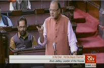 Watch: If you criticise me, it is freedom of speech. If I criticise you, it is intolerance? Jaitley to Yechury