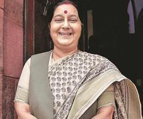Sushma Swaraj meets Wang Yi, discusses India-China bilateral issues