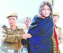 Sharmila toyed with party ties